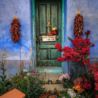Barrio Viejo Door 2