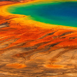 Grand Prismatic Spring Overlook 2