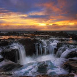 Kauai Maelstrom Sunrise