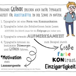 Typografie / Schriftarten