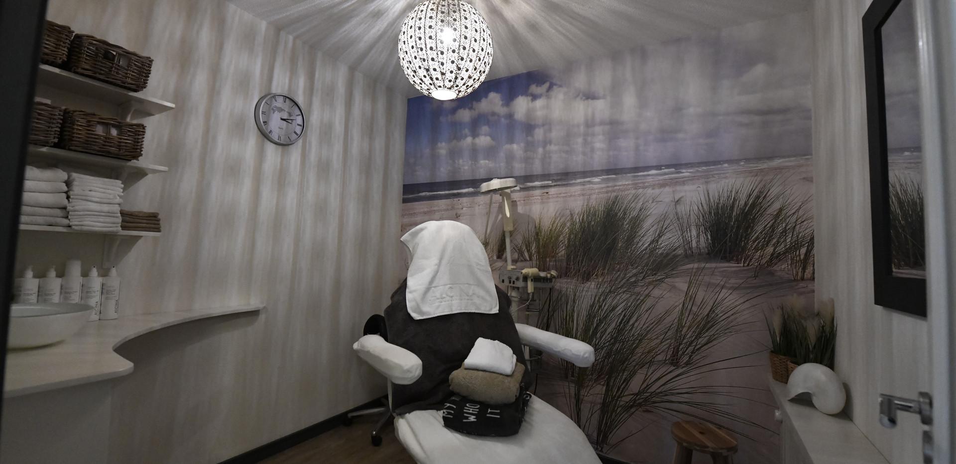 Schoonheids-salon