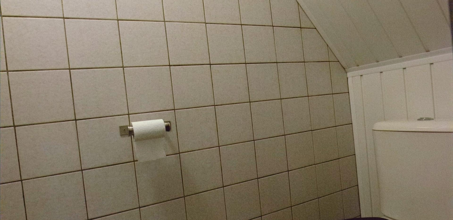 Sanitaire voorziening
