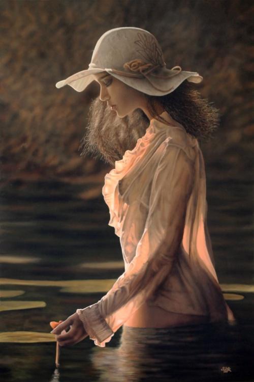 Ivan Pili | Il fiore d'acqua