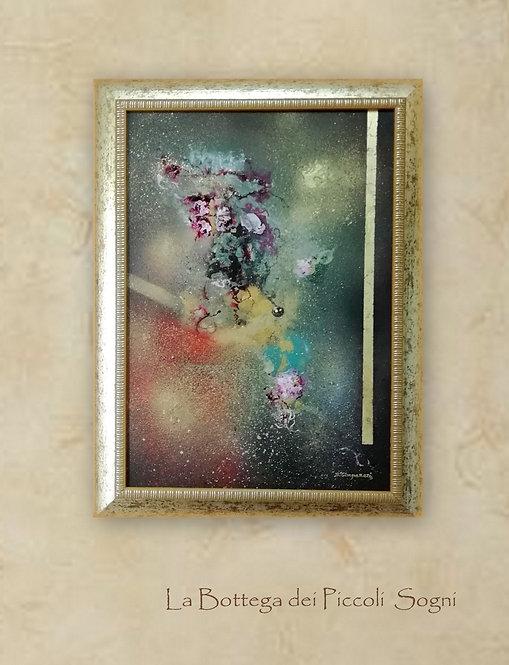 Dipinto a mano / Arte Astratta I 010