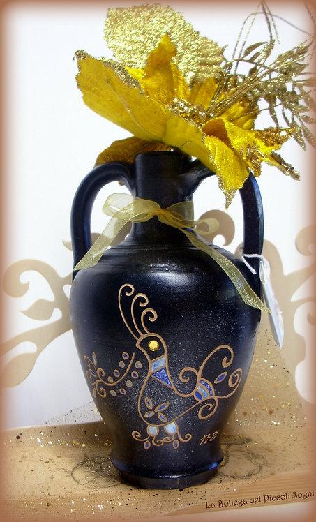 Anfora |Ceramiche PìT | Black Ck19