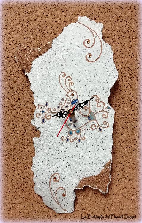 "Orologio da parete ""Sardegna"" | Ck 049"