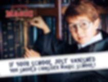 2020  Harry Potter  School Vanish consid