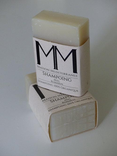 Honey and Rosemary Shampoo - 100g
