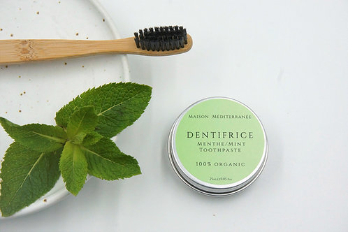 Mint Essential Oil Toothpaste