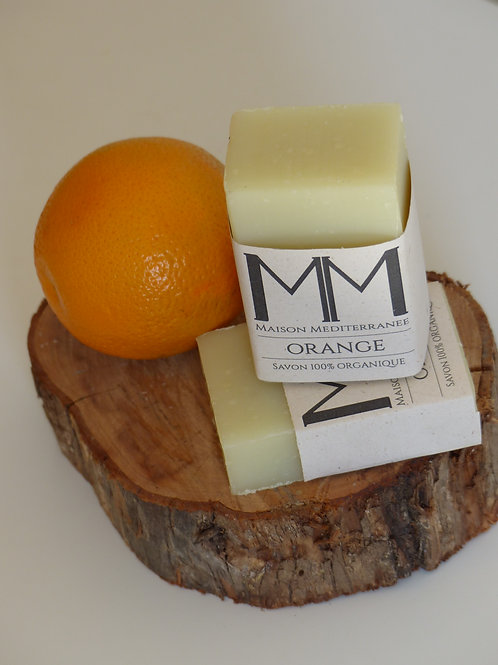 Savon de soin à l'Orange - 175 g