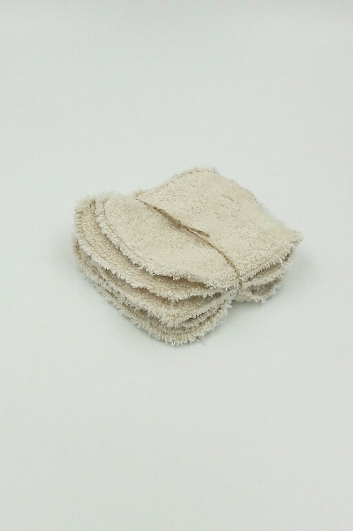 Washable Cleansing Wipes x5