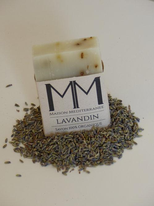 Savon de soin au Lavandin - 100 g