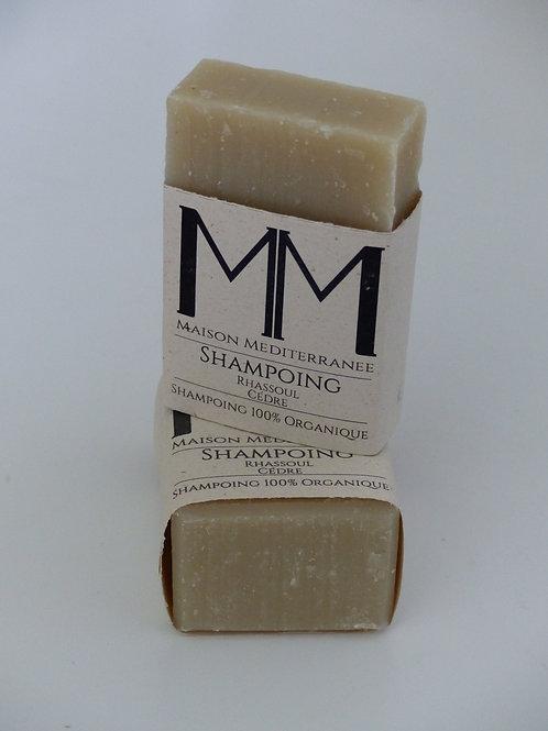 Shampoing Argile Rhassoul & Cèdre - 100g