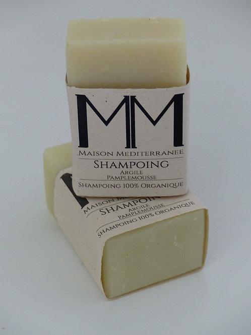 Shampoo Clay and Grapefruit 100g