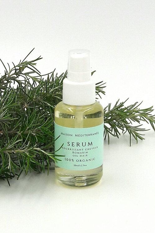 Nourishing hair serum