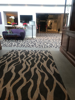 Reception Inserts Rugs