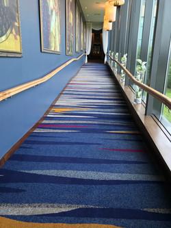 Ramp Carpet