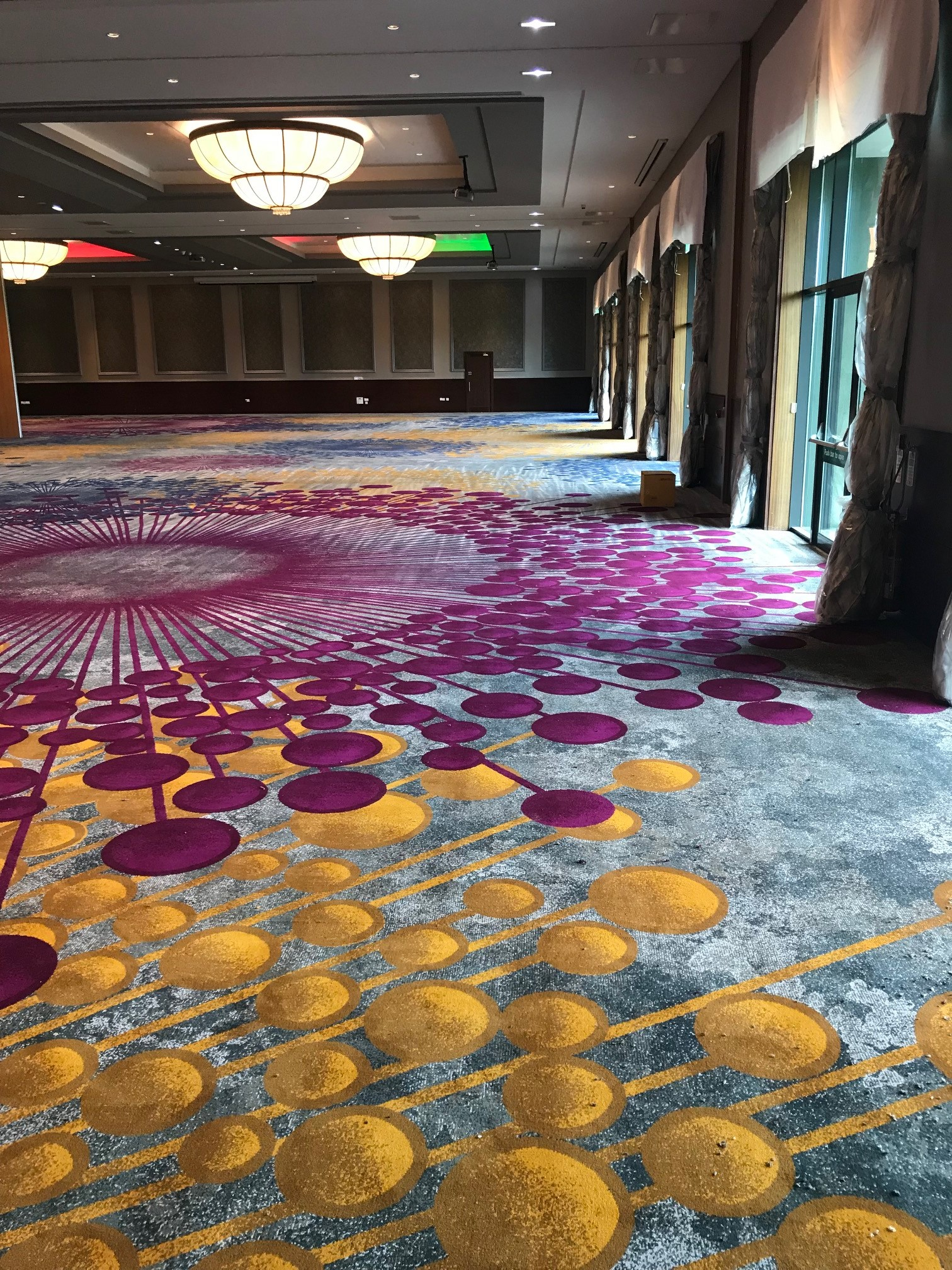 Function Room Carpet