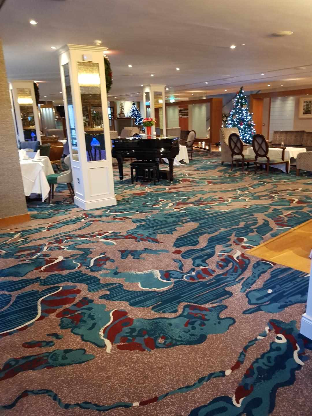 Restaurant Carpet