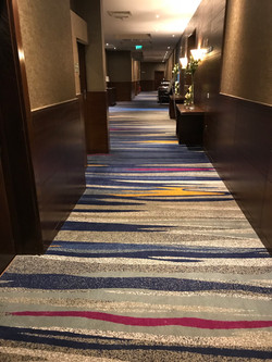 Prefunction Carpet