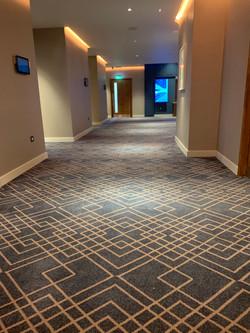 Circulation Area Carpet