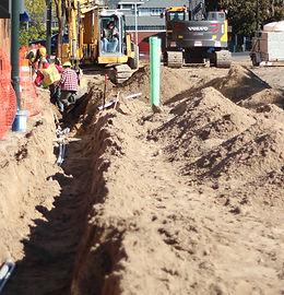 Underground Systems Manthei Construction MDC