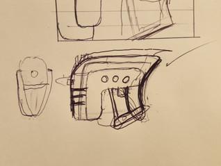 Art Deco Raygun build