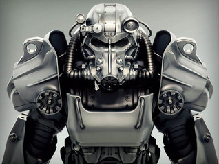 Shawn Thorsson's Power Armor Build