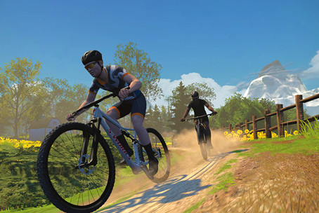 Zwift Racing Tips for the Gravel Challenge