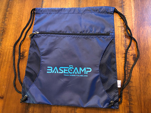BaseCamp mesh drawstring bag