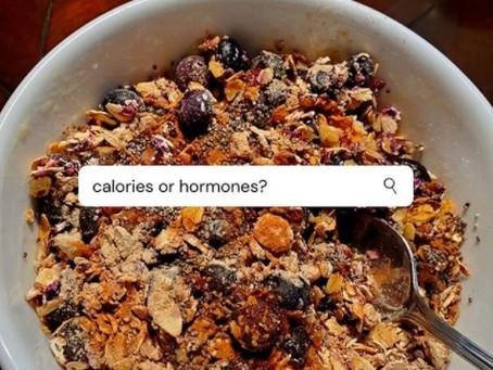 Calories or Hormones?