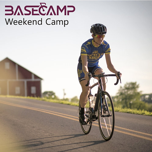BaseCamp Weekend Camp - Deposit
