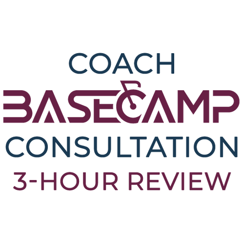 One-on-One Coach Consultation - Training Review