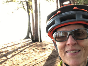Beth's story: A first bikepacking trip