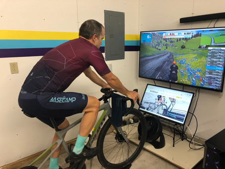 Upping Your Indoor Cycling Game