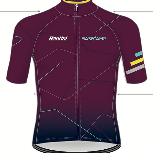 BaseCamp Men's Cycling Jersey (Pre-Order)