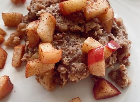Apple Cinnamon Mug Cake Recipe
