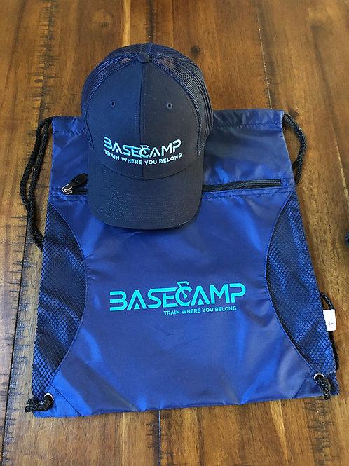 BaseCamp bag and cap pack