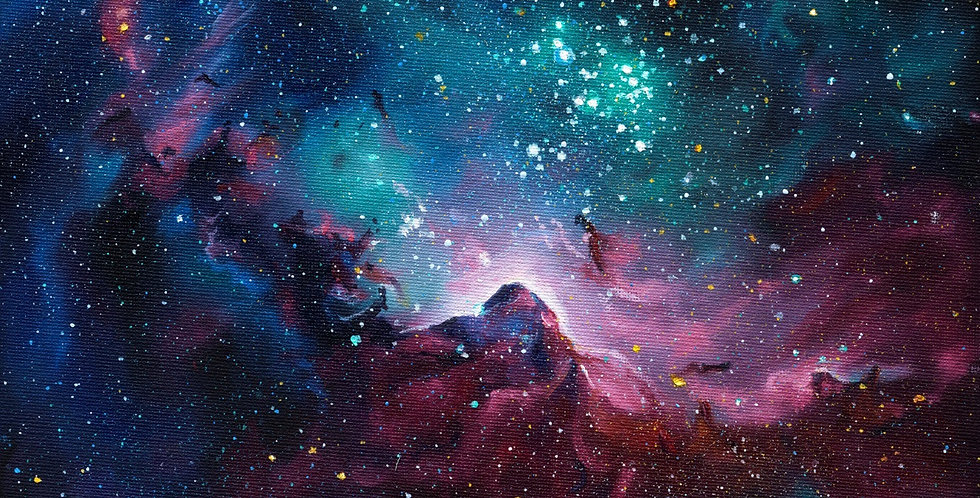 'The Birth of Our Stars' -  Print