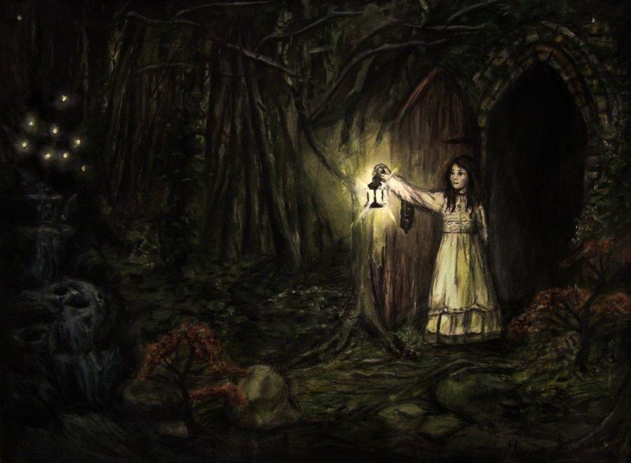 The Enchanted Doorway