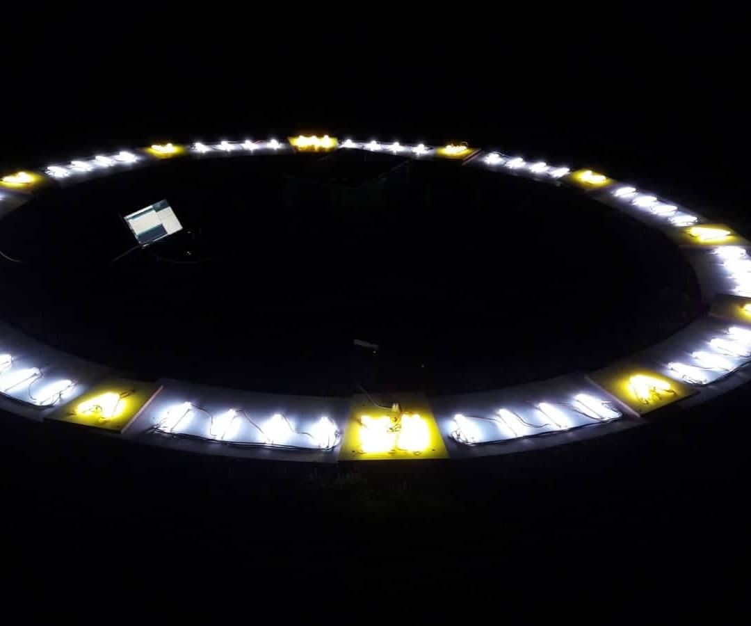 PROGRAMMING THE LED'S