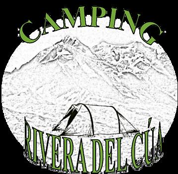 LOGO CAMPING RIVERA DEL CUA