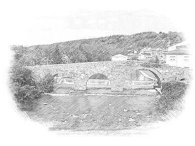 puente romano vega de espinareda