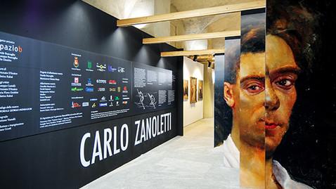 Carlo Zanoletti mostra