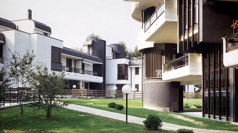 Complesso residenziale Grandi Tigli