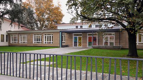 Ampliamento scuola primaria Anna Botto