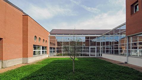 Scuola Elementare dell'Istituto Comprensivo Giulio e Giuseppe Robecchi