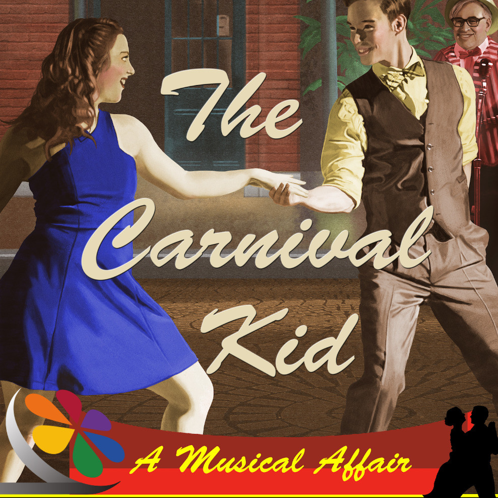 Thats a wrap! Carnival Kid has finished production and will premier this Fall 2017!
