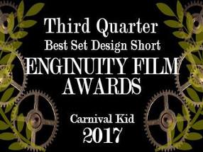 Carnival Kid Comes up Big at Enginuity Awards