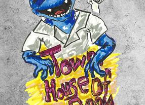 Townhouse of Doom Concept Art